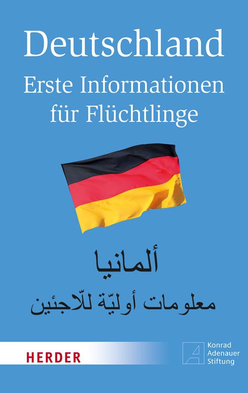 Deutschland – Erste Informationen für Flüchtlinge