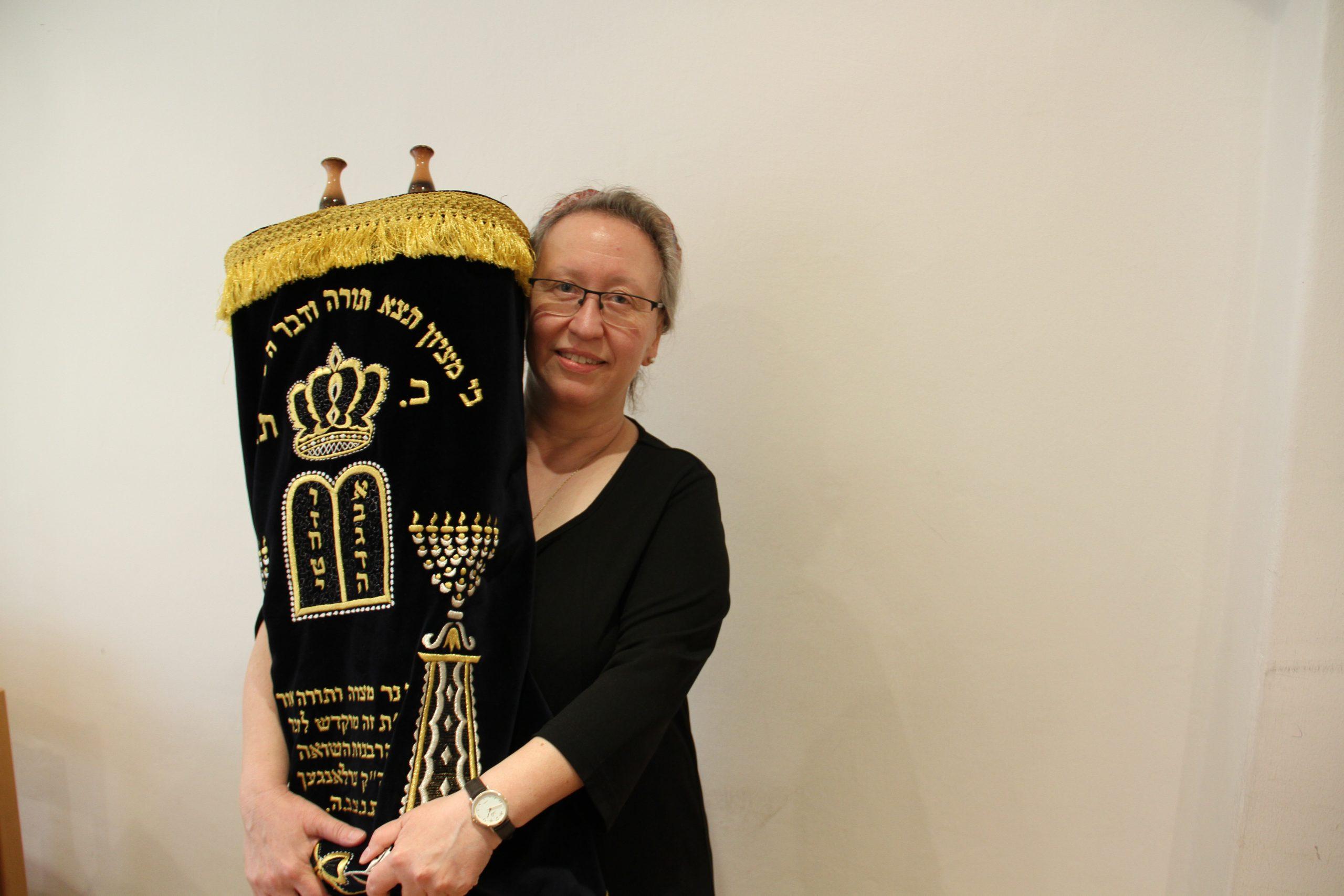 Read more about the article Die doppelte Verantwortung einer Rabbinerin